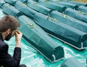 Srebrenitsa soykırım kurbanları Üsküpte anıldı