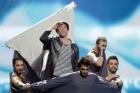 Eurovision 2012den renkli kareler