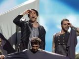 Can Bonomonun Eurovision finali performansı