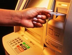 ATMden paranızı hızlı çekmeyin!