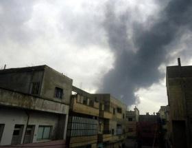 Suriyede akan kan durmuyor