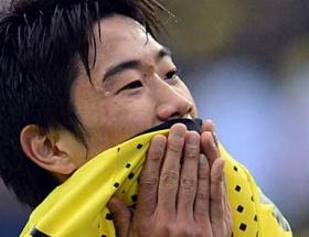 Kagawa Manchester Unitedta