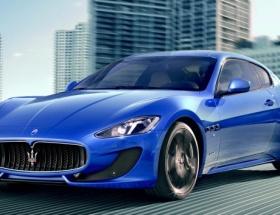 Maserati tam gaz geliyor