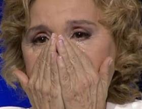 Nazlı Ilıcak hüngür hüngür ağladı