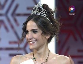 İşte Türkiyenin en güzel kızı