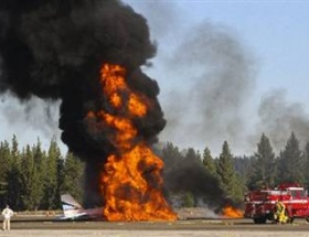 ABDde uçak kazası
