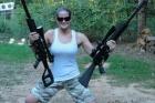 En ateşli kadın!