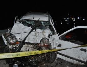 Babalar Gününde oğlunu trafik kazasında kaybetti