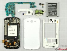 Galaxy S3ün içinde ne var?