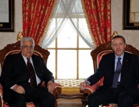 Mahmut Abbas, Erdoğanı aradı