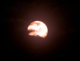Venüs, Güneşin önünden böyle geçti