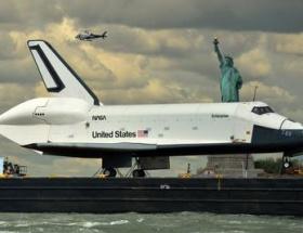 Enterprise yeni evine yerleşti