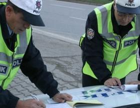 Bakan trafik cezasını sildirdi