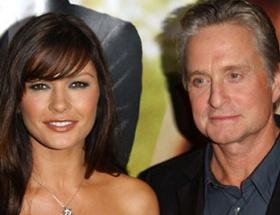 Michael Douglas ile Zeta Jones boşanıyor