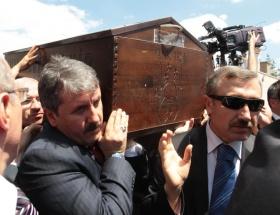 Abdürrahim Karakoça son veda