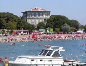 İstanbulda plaj sezonu açılıyor