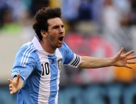 7-7lik maçta Messi şov!