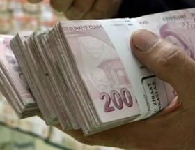 Emisyon hacmi 30,8 milyon lira azaldı