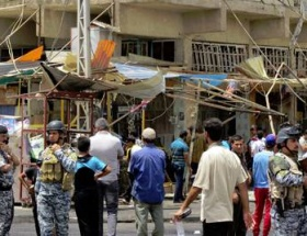 Irakta kanlı pazartesi