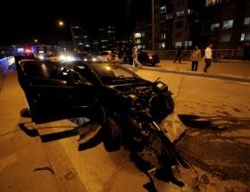 Hemzemin geçitte kaza: 5 ölü