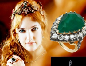 Hürrem yüzüğü yok satıyor