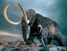 Fransada mamut iskeleti bulundu