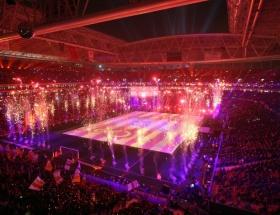 Türk Telekom Arenada tatsız açılış !