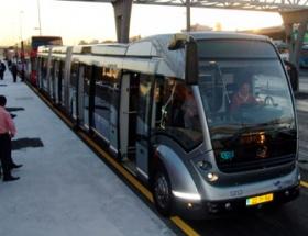 Metrobüs de özelleştiriliyor