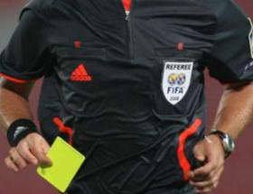 Minsk maçına Hırvat hakem