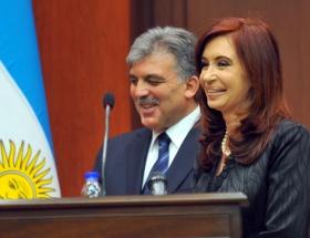 Arjantinin gözü Türkiyede