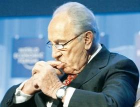Peresden Filistin itirafı