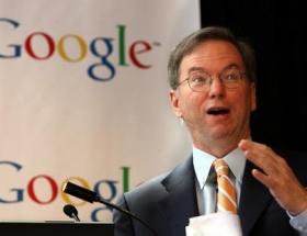 Googleın patronu Köşke çıkıyor