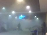 İşte Moskovadaki patlamadan ilk görüntüler!
