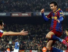 Barça Madride top oynatmadı
