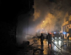 Kahraman Türkler hayat kurtardı