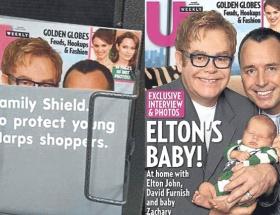 Elton Johnu sansürlediler