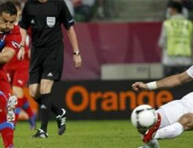 Çekler ve Yunanistan çeyrek finalde