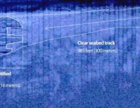 Baltık Denizinde UFO izi