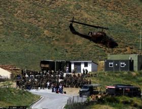 Hakkaride terör örgütüne yönelik operasyon