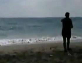 Türk jetinin vurulma anı kamerada