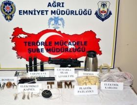 PKKnın 3 sığınağı imha edildi