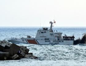 Sahil güvenlik, Alman denizciyi kurtardı