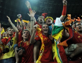 Madridde sevinç, Lizbonda hüzün