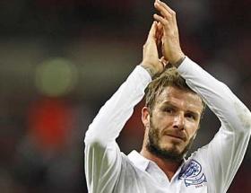 Beckham da futbolu bırakıyor