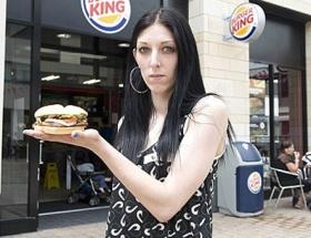 Beğenmiyorsan McDonaldsa git