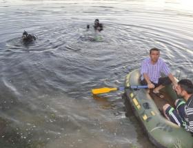 Baraj Gölünde boğuldu