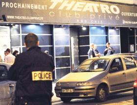 Fransada silahlı saldırı