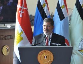 Mursi, halka sesleniş konuşması yapacak