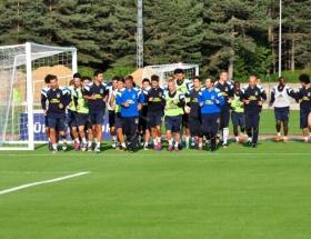 Fenerbahçe, Bate Borisov maçına hazır