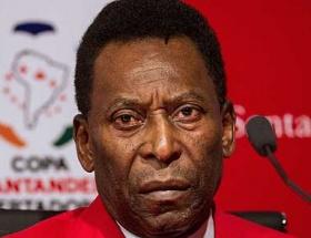 Pele Brezilyayı reddetti